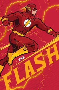 The Flash, The Punisher und Daredevil Prints on Behance - Bücher Flash Barry Allen, Flash Comics, Arte Dc Comics, Marvel Comics Superheroes, Batman Comics, Comic Book Artists, Comic Books, Flash Tv Series, Flash Wallpaper