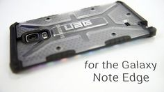 GALAXY Note Edge - UAG Maverick Case Review