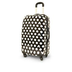 Mickey Mouse Icon Rolling Luggage - 26''