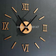 Acrylic Silent Wall clock – uShopnow store
