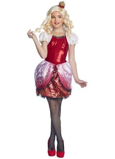Child Ever After High Apple White Costume by Rubies 884908 #Rubies