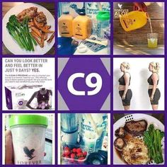 CLEAN 9 PROGRAM ON SPECIAL!!!! GET YOURS TODAY