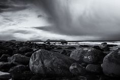 https://flic.kr/p/FqhX8S | Watching the waves | At Alnes outside Ålesund