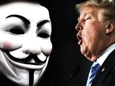Anonymous Sends Message To Donald Trump In New Video