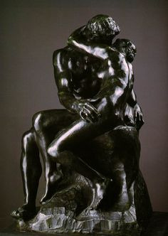 THE KISS | the kiss 1886 100 kb bronze 87 x 51 x 55 cm musee rodin paris
