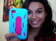 Very Popular Kickstand Case for the IPod 4/4S! myLife Brand Products (TM)