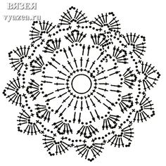 Titina's media content and analytics. Titina's media content and analytics. Motif Mandala Crochet, Crochet Snowflake Pattern, Crochet Flower Tutorial, Crochet Motifs, Crochet Snowflakes, Crochet Flower Patterns, Crochet Diagram, Crochet Stitches Patterns, Crochet Chart