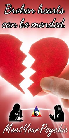 Love, dating and relationships can be tough, especially when you have had your heart broken. Is it time to let go of the past to make way for the future? Our expert advisors have decades of experience and are here for you! Guidance starting at only $10.00!