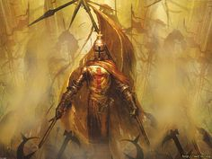 Image detail for -Intimacy With Jesus: God's Warrior