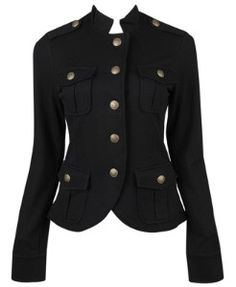 Military jacket | Fashion and Style | Pinterest | Military jacket ...
