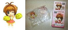 Card Captor Sakura Karakore DX Deluxe Figure SAKURA #5 Movic CLAMP Authentic New