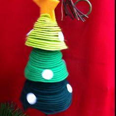 Cute felt ornament I could make!