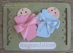 BABY BUNDLES (paper piecing)