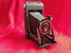 Kodak Vigilant Junior six16 Folding Camera by TroutsAntiques, $40.00