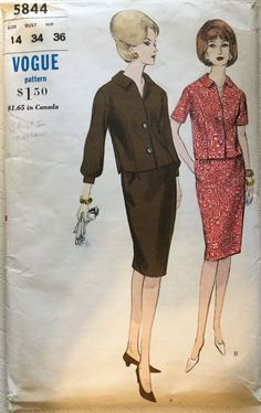 a24168a599e 36 Best Misses  Vogue Vintage 1969   Prior Sewing Patterns at ...