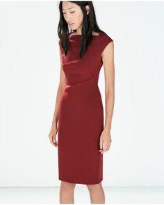 Elegant brief slash neck Dress slim fit back split sexy sleeveless causal
