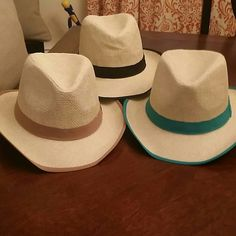 8ceeaf5c SUMMER HAT. NWT Great summer straw hat! Avaible in beige ,blue