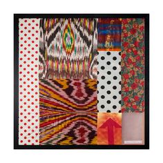 Robert Rauschenberg   Samarkand stitches II (1988)   Available for Sale   Artsy