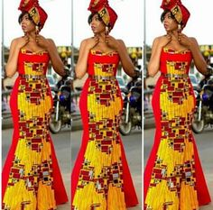 Ankara ~African fashion, Ankara, kitenge, African women dresses, African prints, African men's fashion, Nigerian style, Ghanaian fashion ~DKK