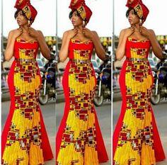 Ankara ~African fashion, Ankara, kitenge, African women dresses, African prints, African men's fashion, Nigerian style, Ghanaian fashion ~DKK
