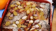 Sunny Anderson's Cinnamon Toast Pudding