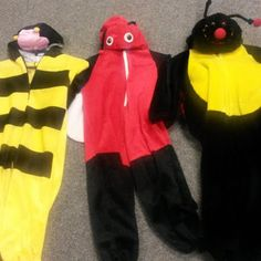 kids insect or bug costumes for spring day