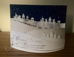 Sleigh ride bendi card