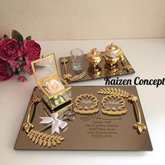 Marriage Decoration, Wedding Glasses, Kaizen, Home Room Design, House Rooms, Creations, Place Card Holders, Diy Crafts, Concept