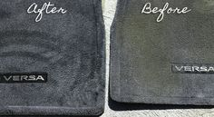 Give your car some TLC with this super inexpensive DIY Car Upholstery Cleaner.