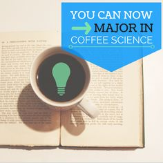 You can now major in coffee science at UC Davis