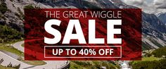 The GREAT Wiggle Sale!