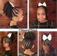 So cute @returning2natural  Read the article here - http://blackhairinformation.com/hairstyle-gallery/so-cute-returning2natural-2/