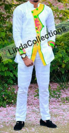 African men embroidered long shirt Can be use for all Occasions Pant inbox me your pant size Custom Request Available thank for visiting African Wear Styles For Men, African Clothing For Men, African Shirts, Nigerian Men Fashion, Latest African Fashion Dresses, African Print Fashion, Couples African Outfits, African Attire, African Dress