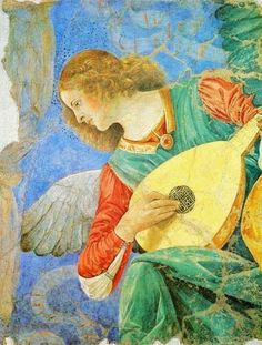 "Melozzo da Flori (Italian Renaissance artist, 1438-1494), Musician Angel  January 29, 2011. ""Without Melozzo, the work of Raphael and Michelangelo would have never existed."" This statement by Antonio Paolucci, director of the Vatican Museums, sums up the impact this renaissance painter had on some of the greatest Italian painters."