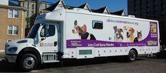 Oakland-Auburn Hills Spay/Neuter - Mobile Van @ All About Animals Rescue - Auburn Hills Wellness Center   Auburn Hills   Michigan   United States