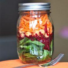 Salad in a Jar - Allrecipes.com