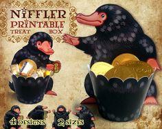 Niffler Printable Tr