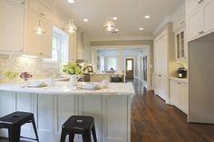 Archer Bungalow - traditional - Spaces - Houston - Jamie House Design