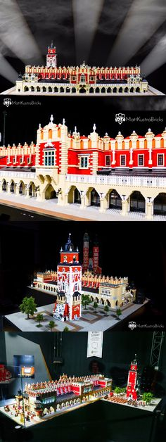 Lego CASTLE Manual Only NEW Sealed Plastic #10193 Medieval Market Village Bk 1-2