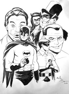 Awesome Art Picks: Green Goblin, Captain America, Jean Grey, and More - Comic Vine Batman 1966, Batman Comic Art, Im Batman, Batman Comics, Batman Artwork, Funny Batman, Batman Stuff, Comic Book Artists, Comic Books Art
