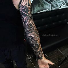 """1,457 Likes, 9 Comments - Tattoo Lifestyle (@inkterminal) on Instagram: """" Artist IG @sergiofernandeztattoo DM for A feature or shoutout —————————————— /Sharing the…"""""""
