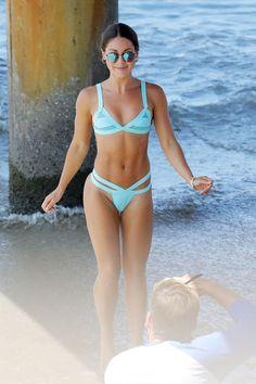 #Beach, #Bikini, #LouiseThompson, #Photoshoot Louise Thompson Bikini Photoshoot - Beach in Vencie, CA 07/31/2017   Celebrity Uncensored! Read more: http://celxxx.com/2017/08/louise-thompson-bikini-photoshoot-beach-in-vencie-ca-07312017/