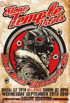 Stone Temple Pilots - Black Rebel Motorcycle Club