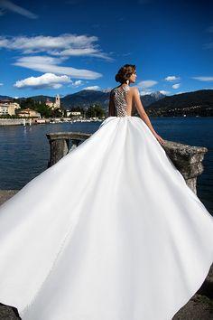 Milla Nova Bridal Wedding Dresses 2017  / http://www.himisspuff.com/milla-nova-bridal-2017-wedding-dresses/34/