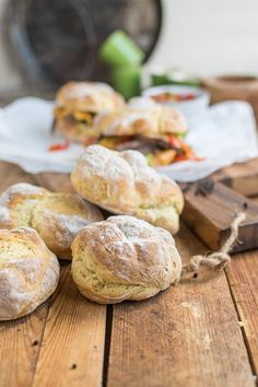 Burger Buns, Soda Bread, Sandwiches, Hamburgers, Barbecue, Baking, Cake, Savoury Recipes, Drink