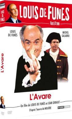 L'Avare DVD ~ Louis de Funès