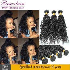 Cheap Hair Weaves, Buy Directly from China Suppliers: Brazilian Deep Wave Virgin Hair Cheap Brazilian Hair 3 4Pcs Lot Free Shipping Cheap 100G Human Hair Extensions Natural