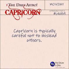 Daily Astro: Capricorn If you're feeling like you're out of steam, maybe you should check your  biorhythm.   Visit iFate.com today!