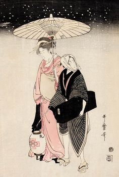 Hokusai, Hiroshige, Utamaro, il trio delle meraviglie. Una mostra li celebra a Milano