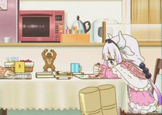kanna-chan scribbles [Kobayashi-san Chi no Maid Dragon] - http://ift.tt/2knVDhc